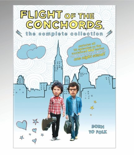 Flight of the Conchords - Flight of the Conchords: Complete Collection [DVD]