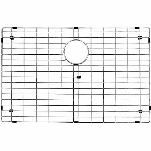 "Vigo Kitchen Sink Bottom Grid, 29"" x 16"