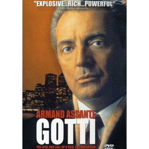 Gotti: The Rise And Fall Of A Real Life Mafia Don by WARNER HOME VIDEO