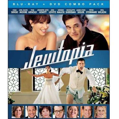 Jewtopia (Blu-ray   DVD) (Widescreen)