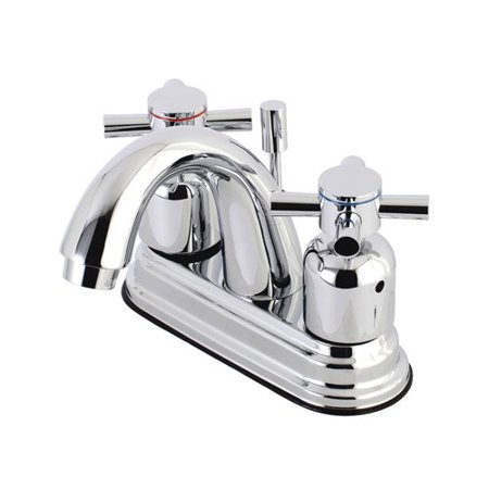 Lavatory Set Polish - Kingston Brass Concord KB8611DX 4