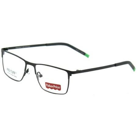 Fisher-Price Boys Prescription Glasses, Fast Break Blk