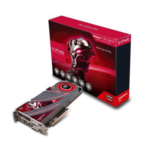 Sapphire Radeon R9 290X 4GB GDDR5 Dual DVI-D/HDMI/DP PCI-...