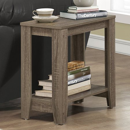 Monarch Accent Table Dark Taupe ()