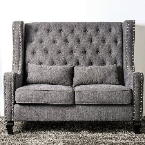 Phenomenal Charlton Home Sara Loveseat Brickseek Creativecarmelina Interior Chair Design Creativecarmelinacom