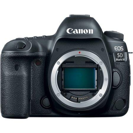 Canon EOS 5D Mark IV DSLR Camera (Body) 1483C002