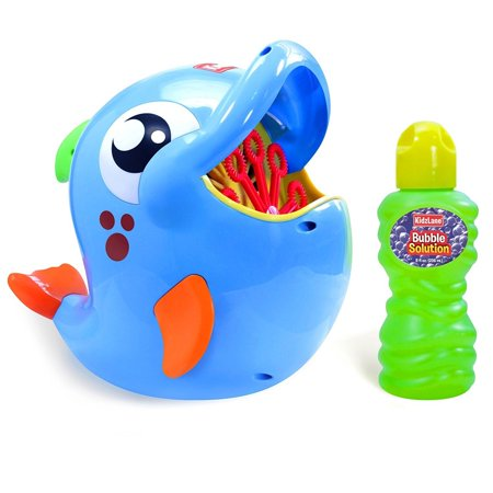 Automatic Durable Bubble Blower for Kids 500 Bubbles per
