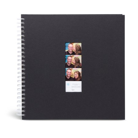 Victoria Lynn Photo Booth Guest Album - 50 Pages - 12.5 x 12.5 inches