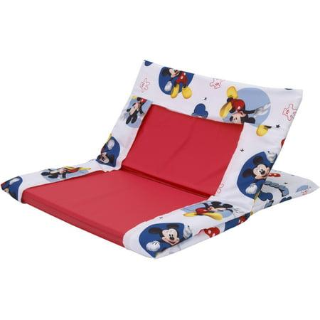 Disney Mickey Mouse Preschool Nap Mat (Kindermat Rest Mat)