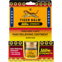Ultra Strength Pain Relieving Ointment Non-Staining 18 gm