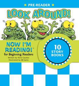 Now I'm Reading! Pre-Reader: Look Around! - eBook