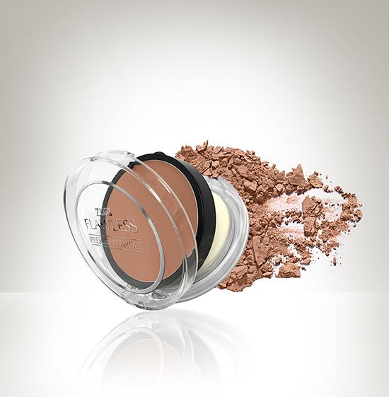 Zuri Flawless Hot Cocoa Pressed Powder, 0.21 oz by Fisk Industries,