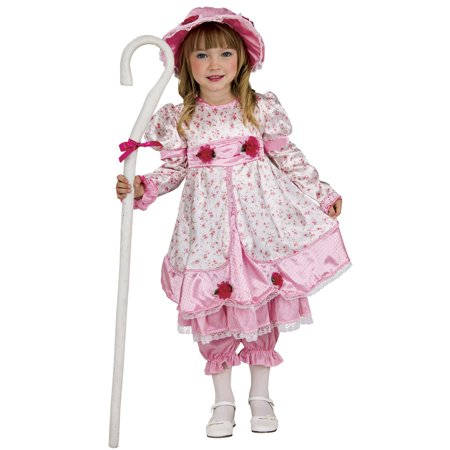 Girls Little Bo Peep Costume - Girls Little Bo Peep Costume