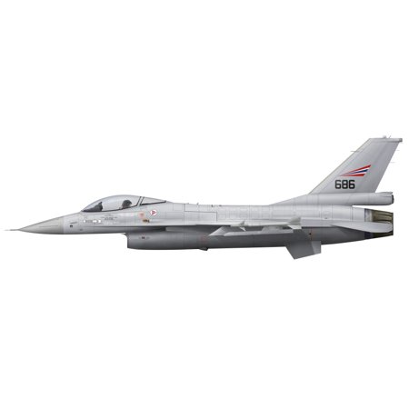 General Dynamics F 16A Fighting Falcon Of The Royal Norwegian Air Force Poster Print