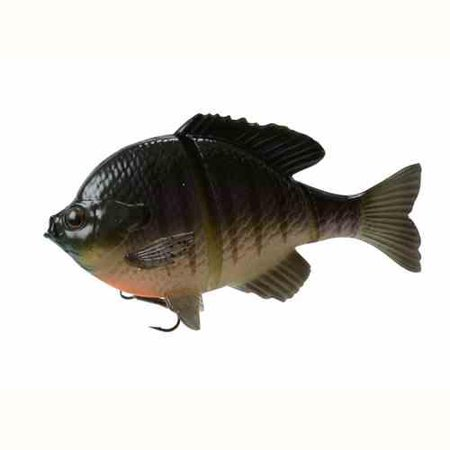 Savage Gear 3D Blue Gill 6' 3.75oz Slow Sink Dark Gill (Gilles Gear)