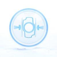 3M PPS Lid & Liner Kit, 16314, Mini (6 fl oz), 125 Micron Full Diameter Filter, 50 Lids & Liners per kit