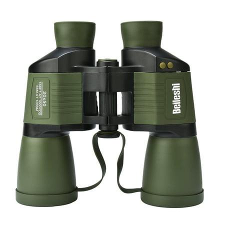 20x50 Binoculars Telescope Illuminated Outdoor Birding Traveling Sightseeing Hunting Rangefinder Scale Binoculars thumbnail