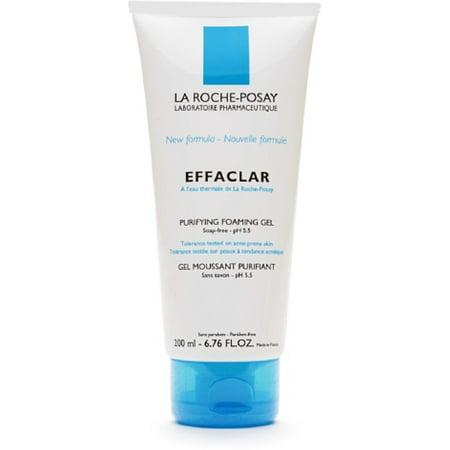 La Roche-Posay Effaclar Purifying Foaming Gel Cleanser, 6.7oz