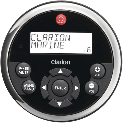 Clarion MW1 Marine LCD Wired Remote
