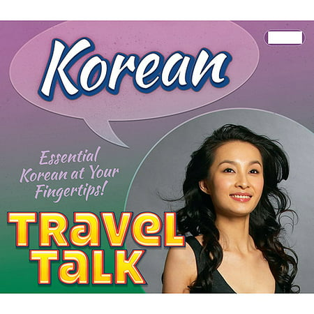 Selectsoft LQTTKOREAJ Korean Travel Talk (Digital Code) (Talking Software)