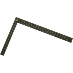 Rafter Shield - Premium Aluminum Rafter Square (English)