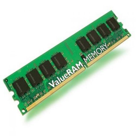 kingston valueram 2gb 800mhz ddr2 non-ecc cl5 dimm desktop memory 1g Valueram Pc Memory