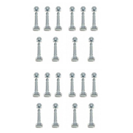 - (20) SHEAR PIN BOLTS for Ariens 532005 53200500 Snowblowers Snowthrowers Auger by The ROP Shop