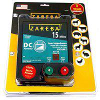 Zareba 15 Mile Battery Operated Low Impedance Electric