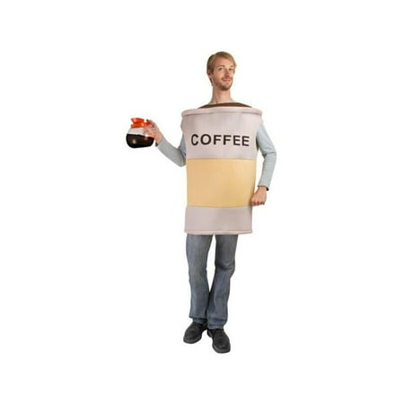 Coffee Cup Costumes (Adult Coffee Cup Costume)