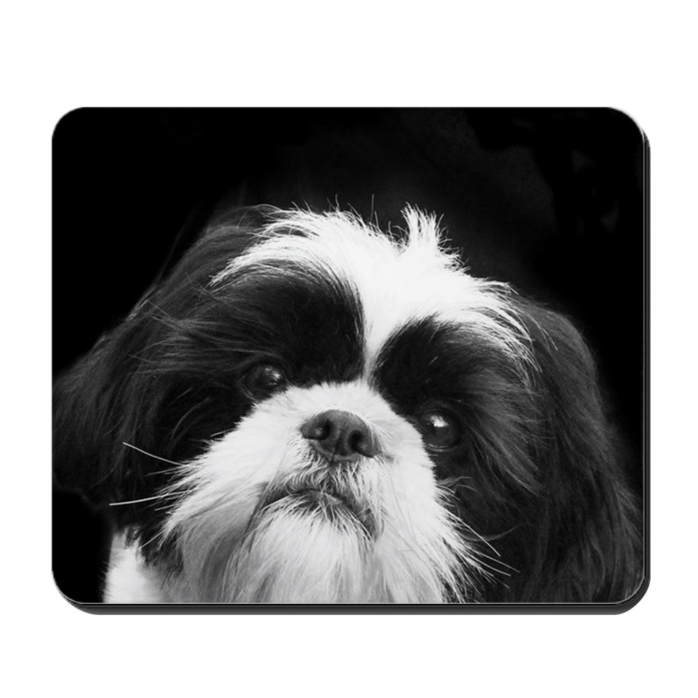CafePress - Shih Tzu Dog - Non-slip Rubber Mousepad, Gaming Mouse Pad