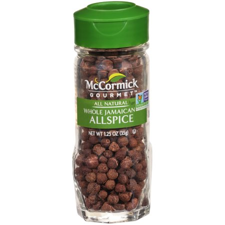 McCormick Gourmet Whole Jamaican Allspice, 1.25