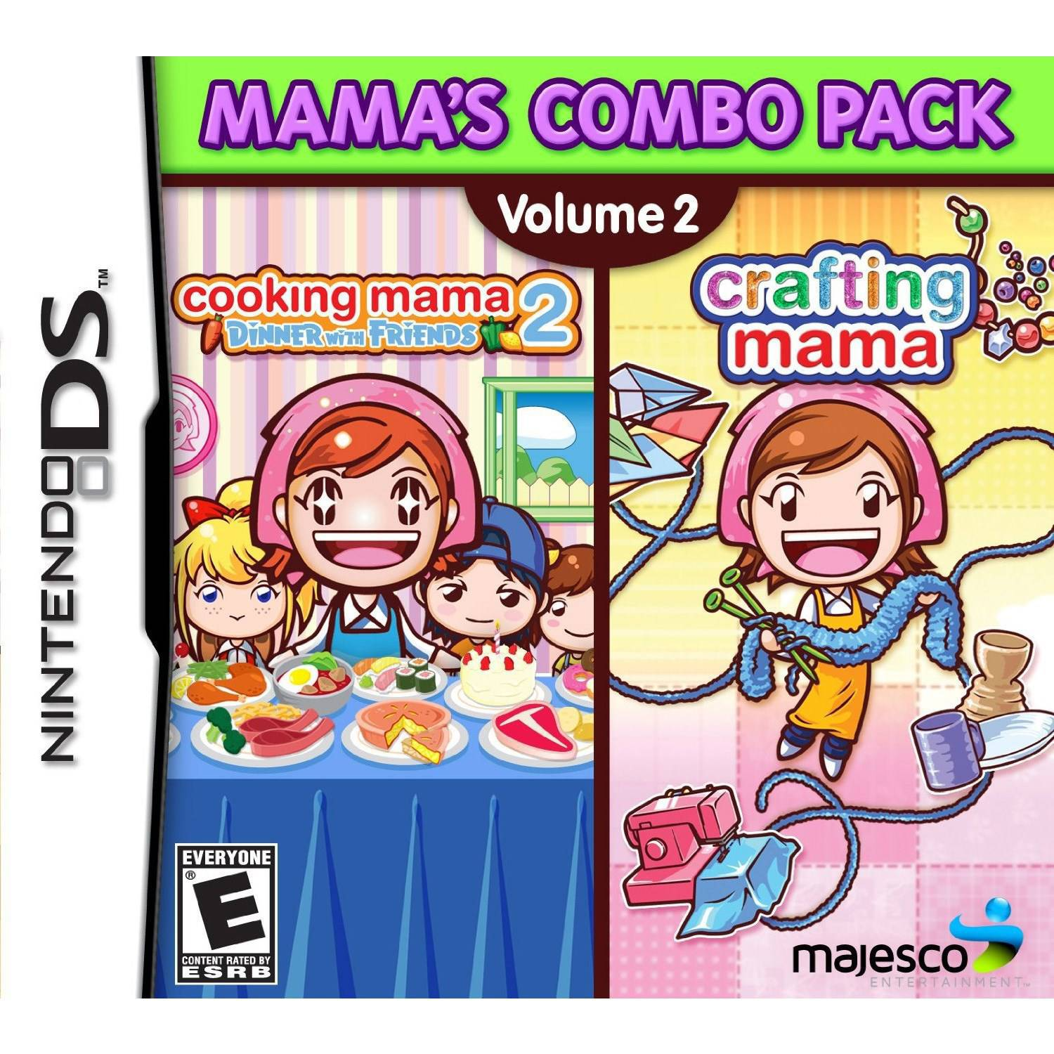 Mama'S Combo Pack Vol. 2 (DS)