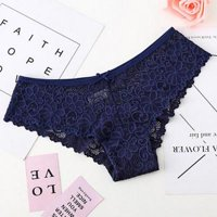 Lace Panties Women Slim Fit Sexy Briefs