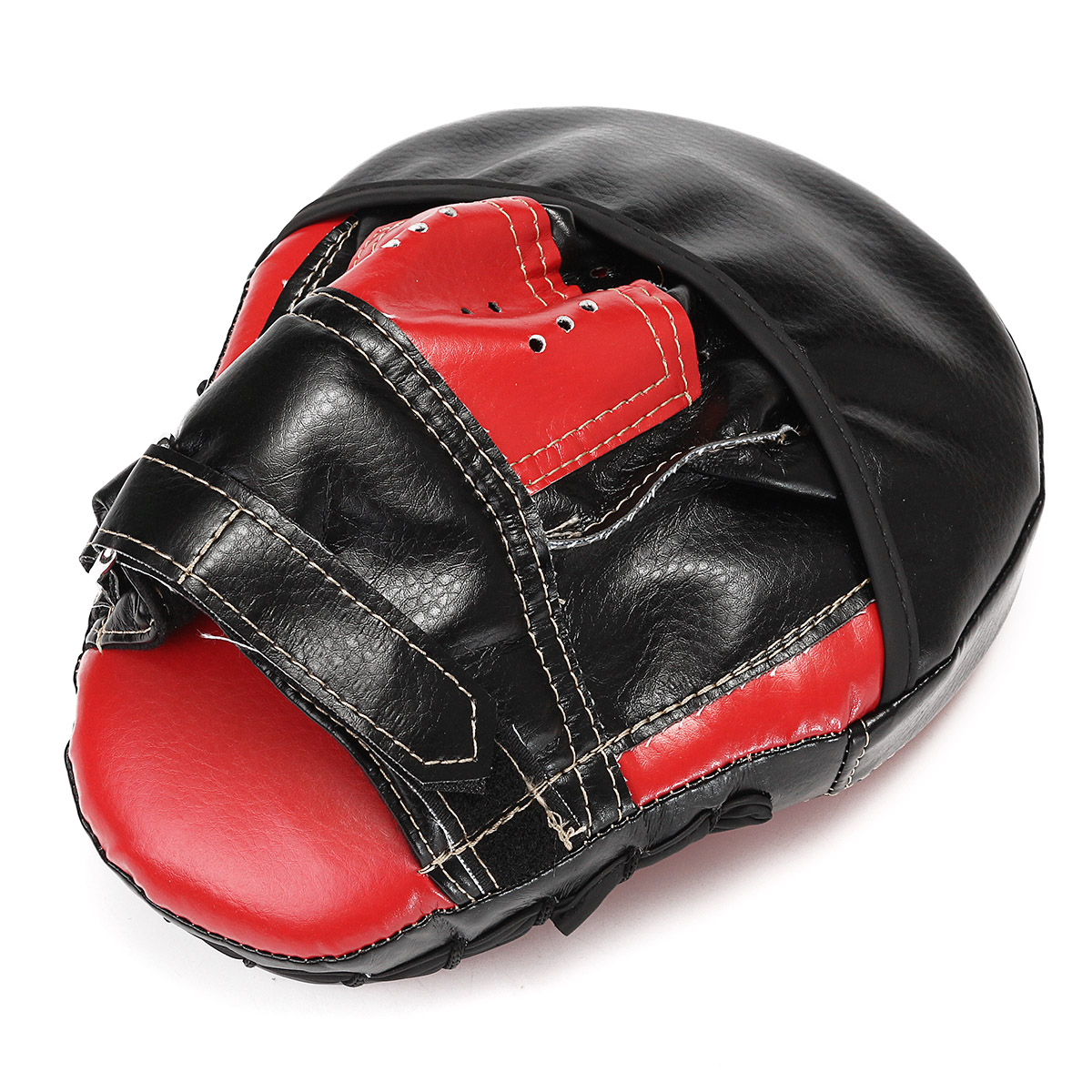 Ai Home Mma Boxing Mitt Focus Punch Pad Training Glove Karate Muay Rka Punching Target Pukulan Tinju 2 Pu Leather For