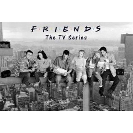 Friends - Lunchtime Atop A Skyscraper Poster (24