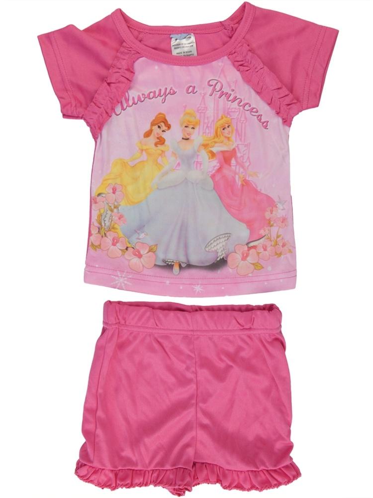 Disney Princess - 2 Piece Infant Sleep Set