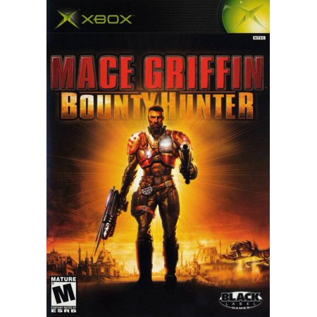 - Mace Griffin: Bounty Hunter Xbox