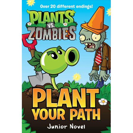 Plant Your Path - Plants Vs Zombies Party Supplies