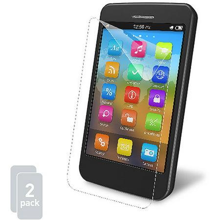 iPhone SE/5/5s/5c Screen Protector, 2X PUREGEAR SCREEN PROTECTOR SIMPLE SHIELD SCRATCH SAVER FOR APPLE iPHONE 5 5s 5c SE (ANTI-GLARE, ANTI-FINGERPRINT) ()