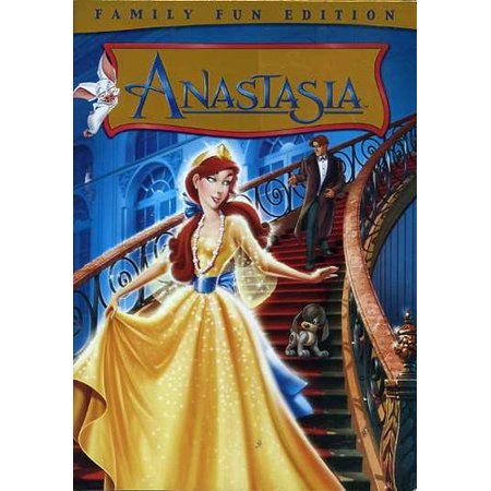 Anastasia: Family Fun Edition - Anastasia Cinderella