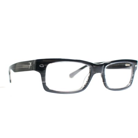 fatheadz foley xl rx able grey stripe glasses