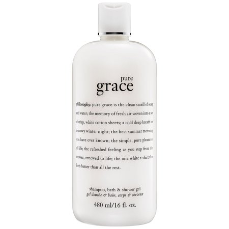 Philosophy Pure Grace Shampoo, Bath & Shower Gel, 16