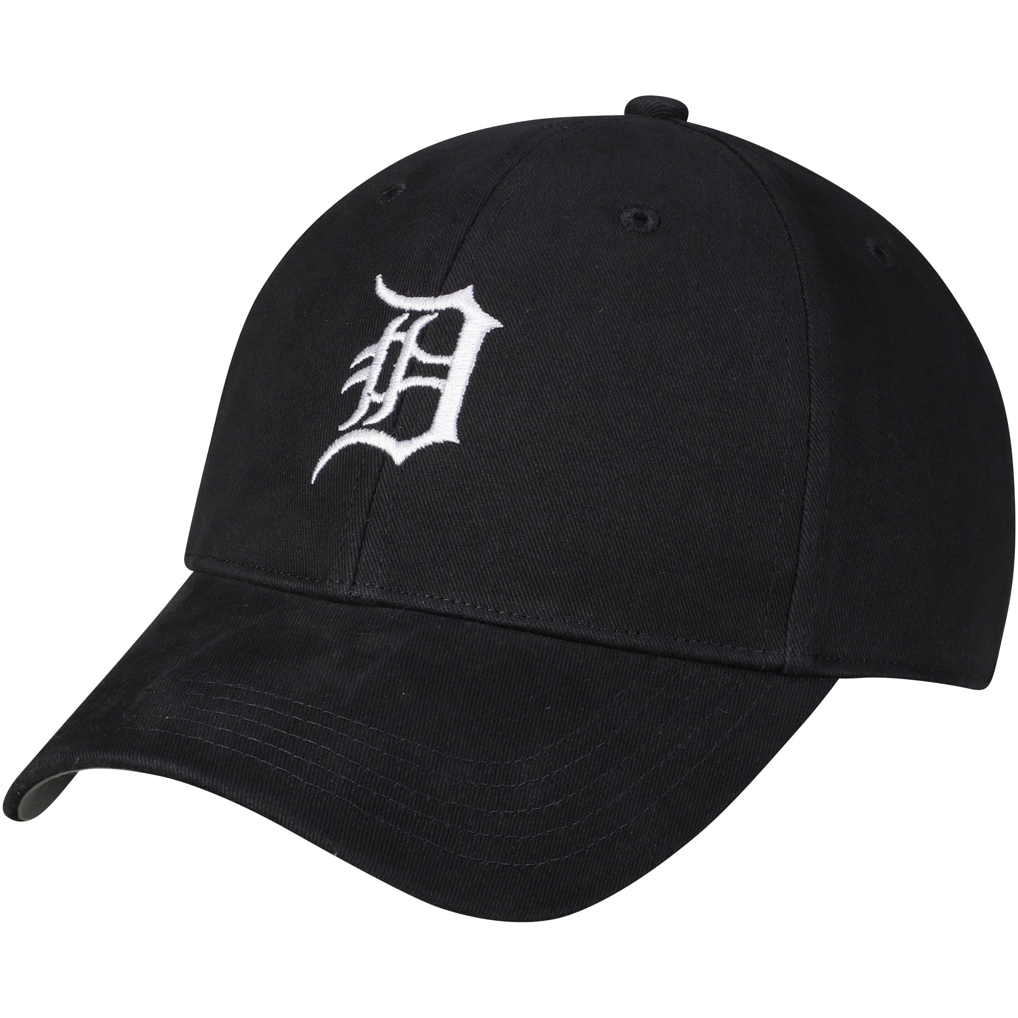 d07a38e4a60 Detroit Tigers Fan Favorite Youth Basic Adjustable Hat - Navy - OSFA -  Walmart.com