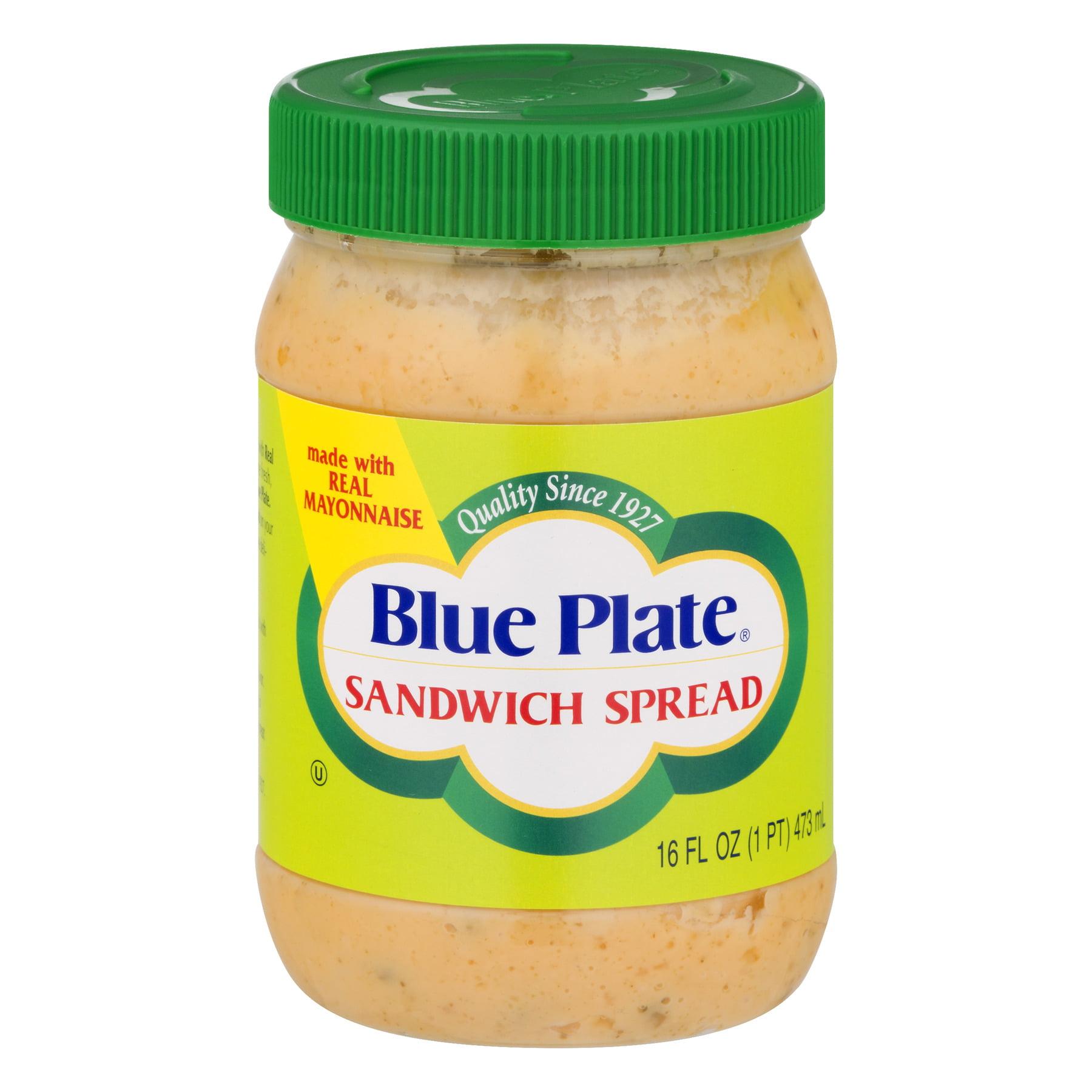 Blue Plate Sandwich Spread, 16.0 FL OZ