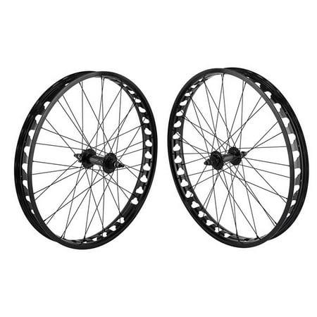 12 Inch Bike Wheel - SE Bikes SE Bikes 26 Inch Fat Wheel Set - 640484