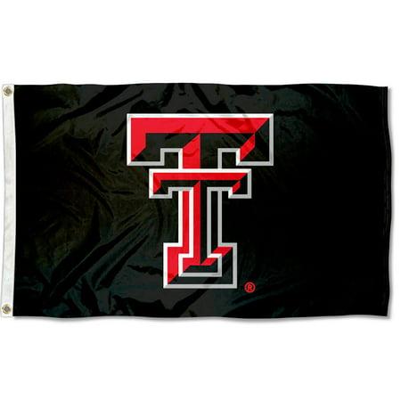 Texas Tech Red Raiders Black 3
