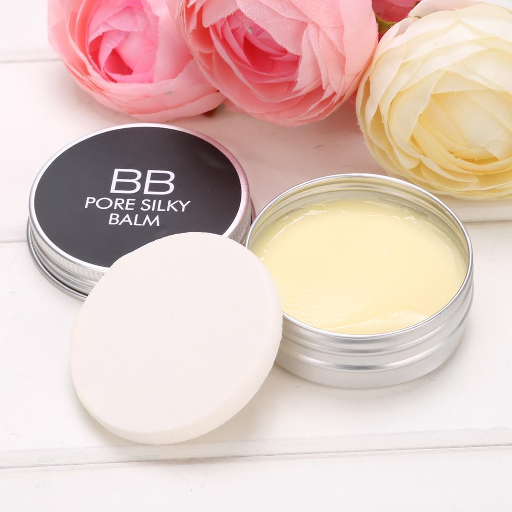 2018 Newest Bb Cream Pore Silky Balm Concealer Face Foundation