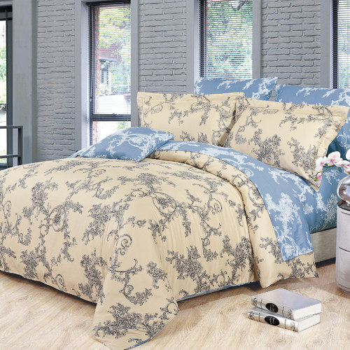 Bundle-48 North Home Renaissance Duvet Cover Collection (2 Pieces)
