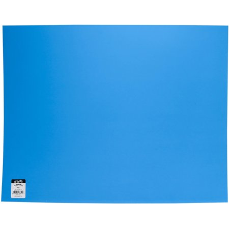 UCreate Foam Board Blue Poster Paper 22 X 28 Single
