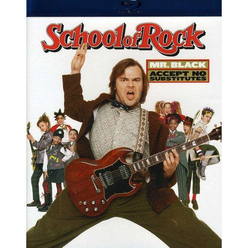 School Of Rock (Blu-ray) (Widescreen)